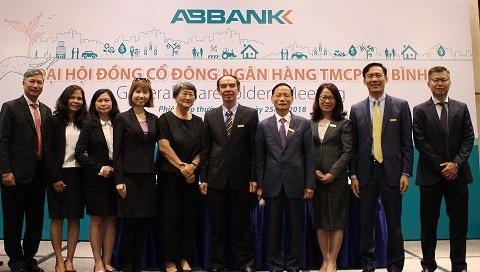 HĐQT ABBANK và Ban Kiểm soát ABBANK nhiệm kỳ 2018-2022 chính thức ra mắt tại Đại hội Cổ đông ABBANK 2018