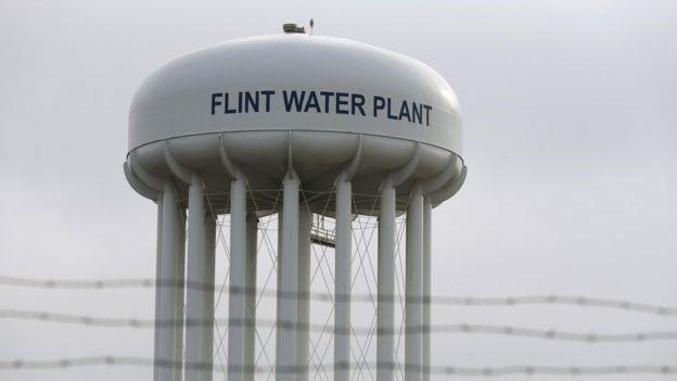 Thành phố đã đổi trở lại sử dụng hệ thống nước Detroit.