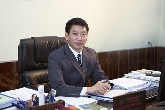PGS.TS Đào Văn Đông
