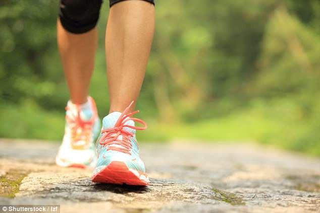 Đi bộ là một hoạt động có thể dễ dàng tăng hoặc giảm cấp độ để thích ứng với mục tiêu cá nhân của bạn.