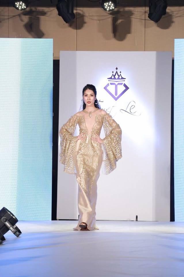 Mãn nhãn với 40 bộ sưu tập của nhà thiết kế Tuyết Lê - 5