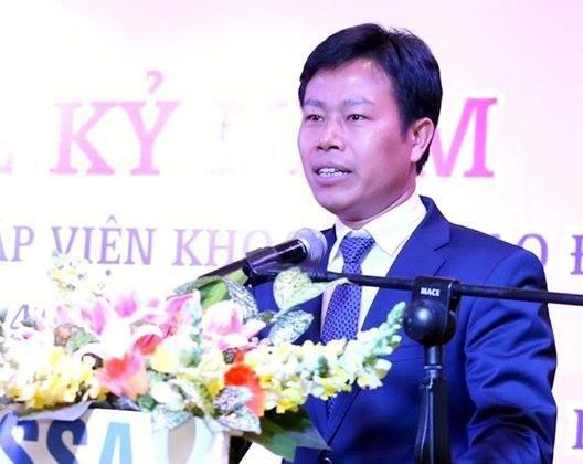 Ông Lê Quân - Thứ trưởng Bộ LĐ-TB&XH. (Ảnh: M.D)