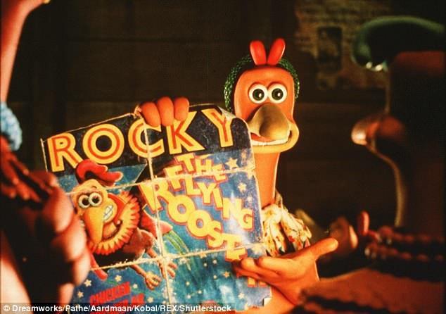 """""""Phi đội gà bay"""" (2000) là bộ phim hoạt hình """"stop-motion"""" có doanh thu cao nhất mọi thời đại, kỷ lục này vẫn được duy trì sau 18 năm. Phim có kinh phí sản xuất 45 triệu USD và đã thu về 225 triệu USD."""
