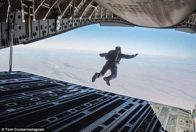 Tom Cruise thực hiện pha hành động nguy hiểm nhất tới… 106 lần - 2