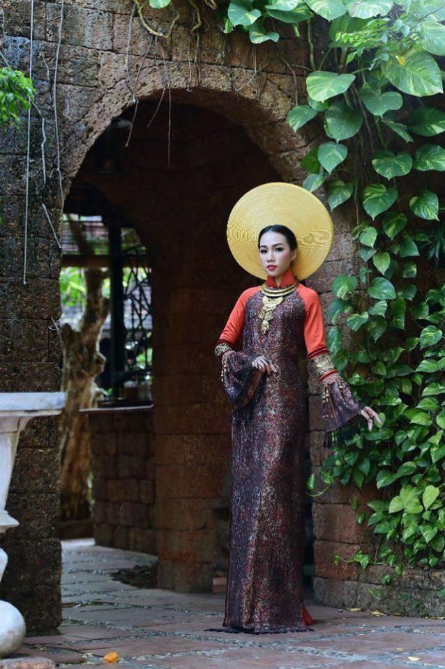 """Đêm diễn """"Huế Vàng Son"""" - nơi thăng hoa áo dài Việt với văn hóa cung đình cố đô - 15"""