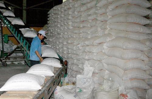 Tính đến hết tháng 3/2018, cả nước còn tồn khoảng 784.397 tấn gạo.