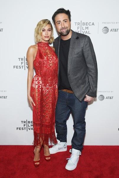 Người đẹp Mỹ diện bộ đầm đỏ kiêu sa của Zuhair Murad