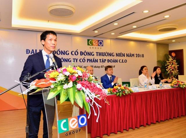 Ông Đoàn Văn Bình – Chủ tịch HĐQT Tập đoàn CEO