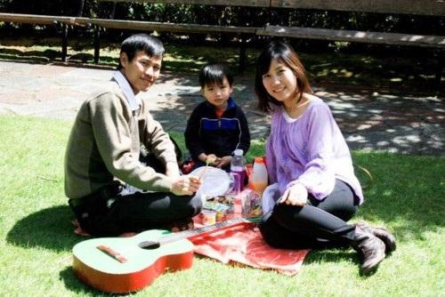 Chị Hương và gia đình đã trải qua quãng thời gian tuyệt vời tại New Zealand