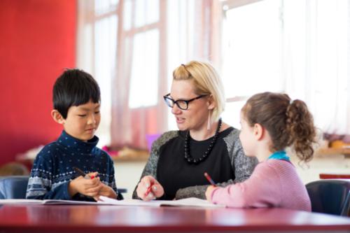 Giáo viên là một trong những ngành đáng kính ở New Zealand
