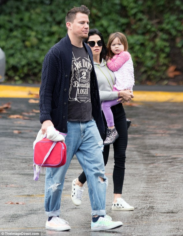 Channing Tatum và Jenna Dewan Tatum đã có với nhau một cô con gái sắp tròn 5 tuổi.