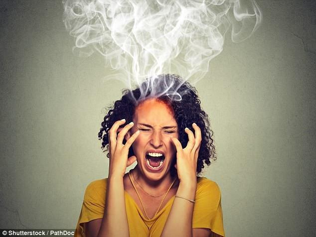 Nhóm nghiên cứu tại Đại học Y Poznan ở Ba Lan đã phát hiện thấy mức hoóc-môn stress cortisol thấp hơn vào mùa đông so với mùa hè, và khi mức hoóc-môn tăng theo nhiệt độ, chúng ta sẽ trở nên nóng tính hơn.