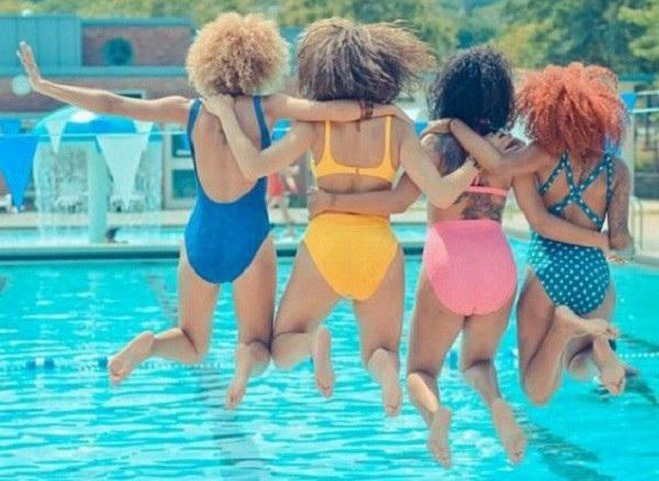 Những mẹo đơn giản giúp tóc luôn khỏe và đẹp khi bơi - 1