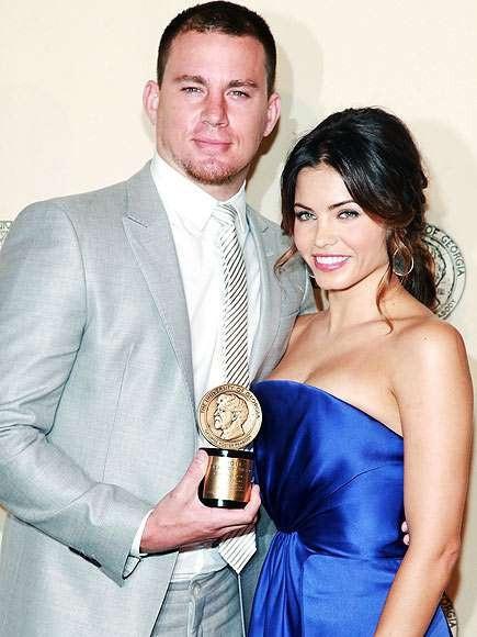 Cặp đôi cùng giành một giải thưởng cho đóng góp của họ cho bộ phim tài liệu Earth Made of Glass của HBO, tháng 5/2010.