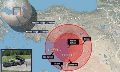 Căn cứ Hải quân Tartus của Nga - mối đe dọa nghiêm trọng đối với NATO.