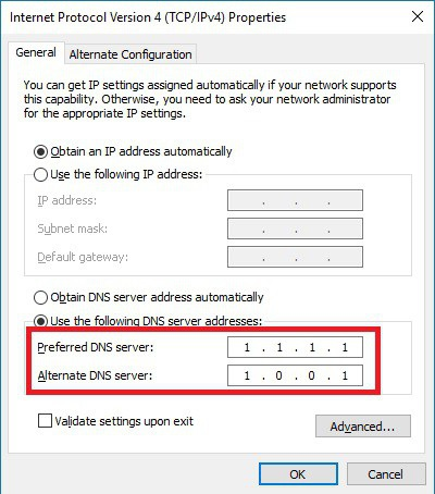 Hướng dẫn đổi DNS trên máy tính/smartphone để truy cập Internet nhanh và an toàn hơn - 5