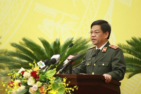 Thiếu tướng Đoàn Duy Khương, Giám đốc Công an TP Hà Nội, yêu cầu xử lí nghiêm vụ đe doạ Thượng tá Đỗ Hồng Minh, Phó trưởng Công an quận Đống Đa.