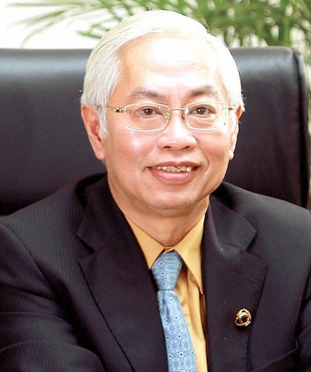 Ông Trần Phương Bình - nguyên Phó Chủ tịch HĐQT, Tổng Giám đốc Ngân hàng TMCP Đông Á