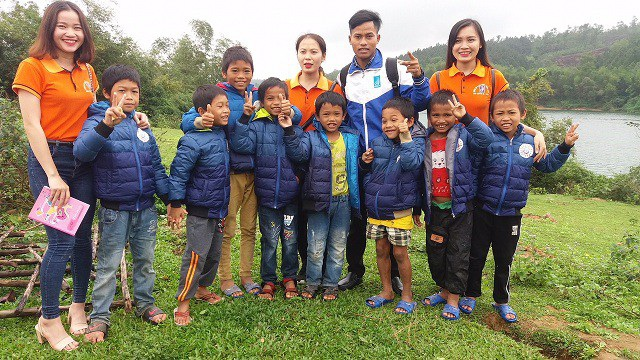Đường luôn khao khát được trở về, gieo chữ cho học sinh dân tộc trên mảnh đất quê hương