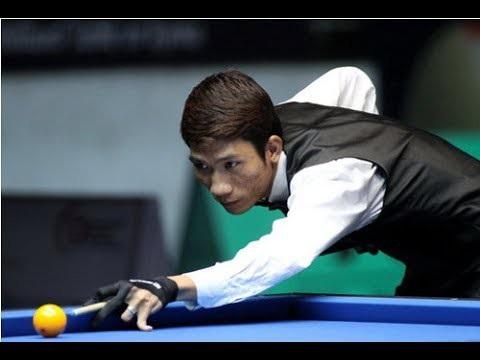 Ngô Đình Nại giành HCV carom 1 băng, tại giải vô địch Billiards châu Á 2018