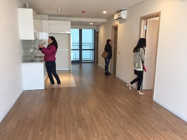 Người mua chung cư lo sợ cháy