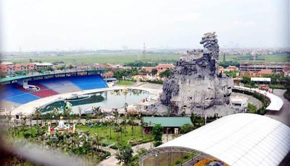 Thiên đường Bảo Sơn là một trong những tài sản tranh chấp trong vụ ly hôn giữa ông Minh và bà Thủy.