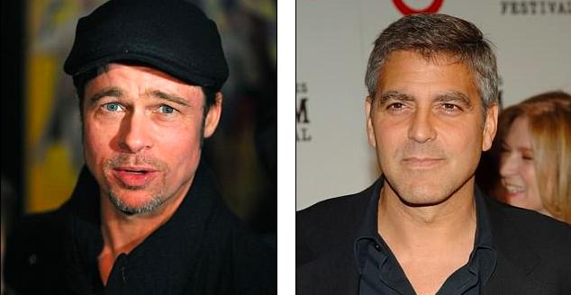 Bác sỹ phẫu thuật thẩm mỹ David Zuckerman cho biết bệnh nhân thường nói đùa là thích được giống như Brad Pitt và George Clooney - những người có làn da khá mềm mại quanh đôi mắt sâu.