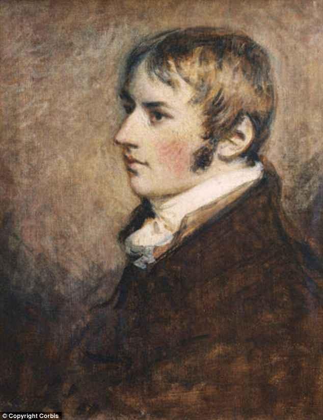 Chân dung danh họa John Constable thời trẻ.