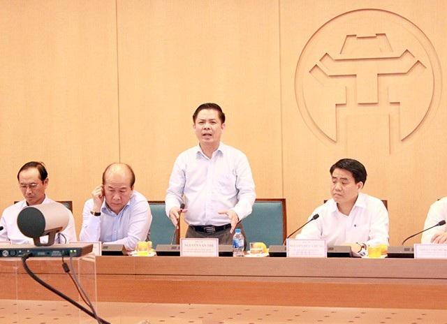 Bộ trưởng GTVT cho rằng, không thể chậm trễ việc quy hoạch sân bay Nội Bài