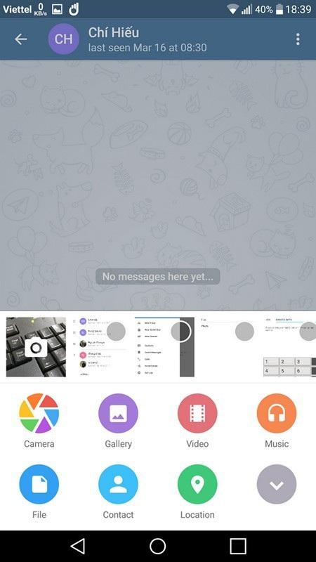 Hướng dẫn sử dụng Telegram - ứng dụng nhắn tin miễn phí siêu nhẹ, siêu bảo mật - 4