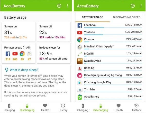 Thủ thuật kiểm tra tình trạng chai pin trên smartphone - 3