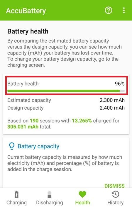 Thủ thuật kiểm tra tình trạng chai pin trên smartphone - 4