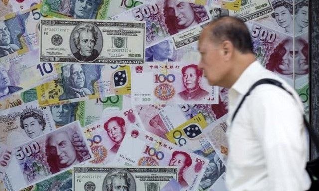Trung Quốc hiện là chủ nợ nước ngoài lớn nhất của Mỹ. (Ảnh: Reuters)