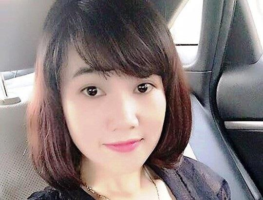 Nguyễn Thị Lam trước khi bị bắt.