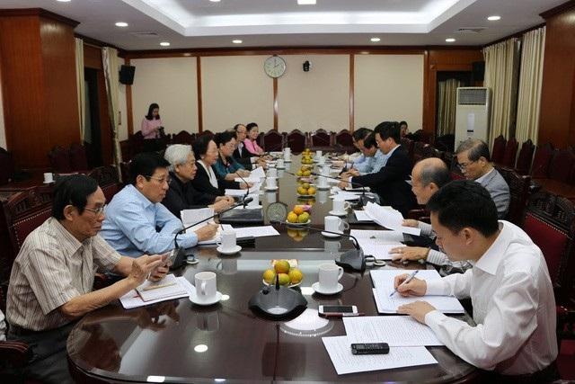 Ban Tuyên giáo Trung ương quán triệt nâng cao hiệu quả công tác khuyến học trong bối cảnh mới - 4