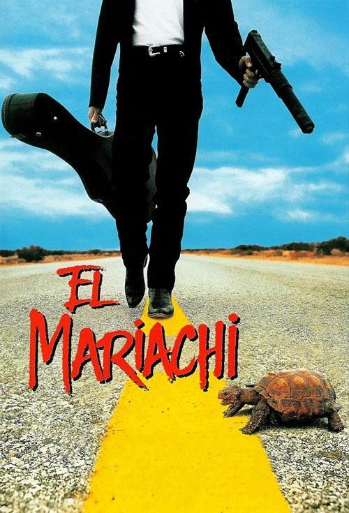 5. El Mariachi (Kẻ liều mạng - 1992)