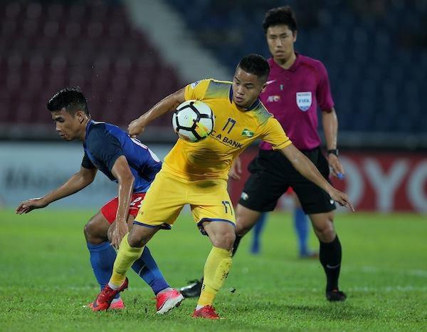SL Nghệ An bị loại khỏi AFC Cup, dù rơi vào bảng đấu không quá khó