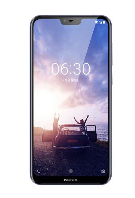 """Ảnh chính thức Nokia X bị rò rỉ cho thấy sản phẩm có màn hình tràn và """"tai thỏ"""""""