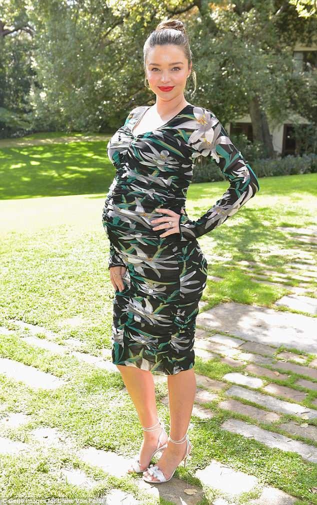 Miranda Kerr đã sinh con với chồng tỷ phú - Ảnh 3.