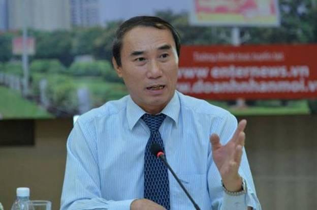 Ông Nguyễn Văn Phụng - Vụ trưởng Vụ Quản lý Thuế doanh nghiệp lớn (Tổng cục Thuế)