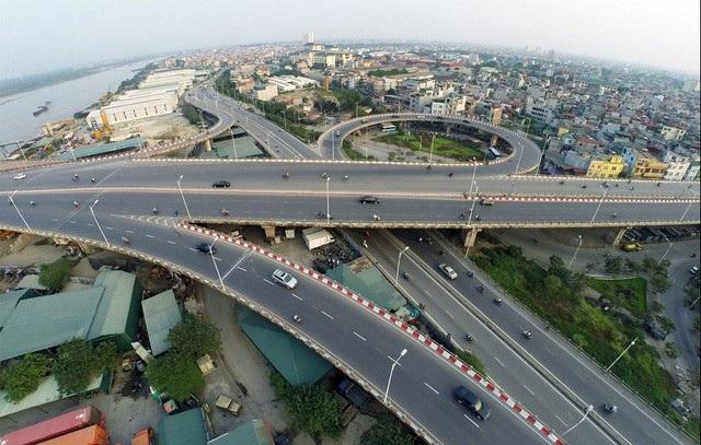 BĐS Long Biên lên ngôi nhờ hạ tầng đồng bộ