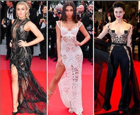 Cannes năm nay đã quy tụ một dàn mỹ nhân bốc lửa…