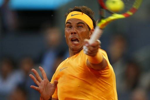 Nadal đang duy trì phong độ cao ngay từ những vòng đầu ở Madrid Open
