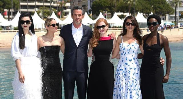 Giới chuyên môn còn cho rằng, bộ phim 355 sẽ trở thành đối trọng đáng gờm của loạt phim James Bond, Nhiệm vụ bất khả thi với tuyến nhân vật chính là những cô gái.