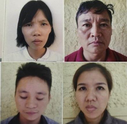 Hiệu trưởng cùng các bị can bị bắt giữ vì lừa bán hàng trăm chứng chỉ giả.