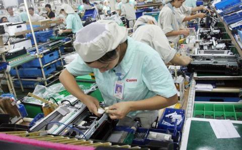 Năng suất lao động Việt Nam thua cả Campuchia. Ảnh minh họa