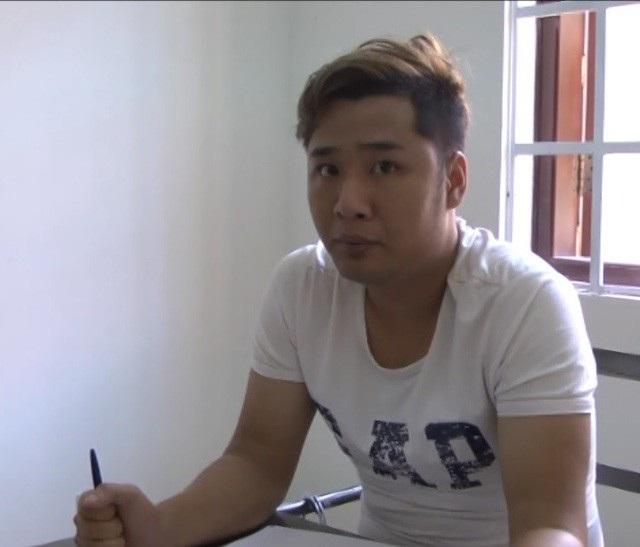 Bị can Nguyễn Thanh Bình