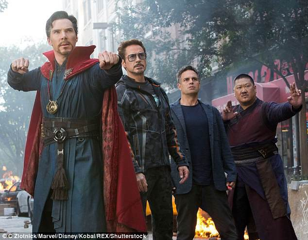 Vũ trụ điện ảnh siêu anh hùng đã đi đến cạn kiệt ý tưởng? - 2