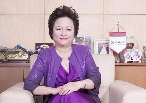 Bà Nguyễn Thị Nga chọn làm chủ tịch doanh nghiệp thay vì chủ tịch SeABank.