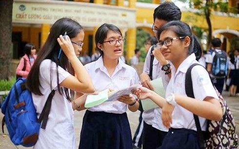 Học sinh được nộp đơn thay đổi nguyện vọng dự tuyển vào lớp 10 trong hai ngày 20 và 21/5.